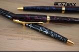 Ручка с гравировкой Marble Line -180-
